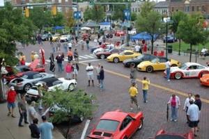 Oxford Porsche Car Show