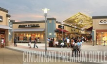 Cincinnati Premium Outlets - Image