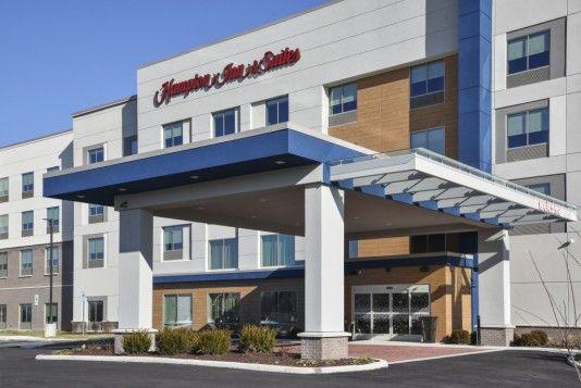 Hampton Inn Amp Suites By Hilton Cincinnati Liberty Township